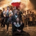 Les Miserables at the Queen's Theatre. Photo:  Johan Persson