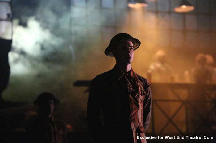 Lest We Forget at the Barbican Theatre