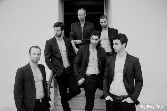 Los Vivancos - Photocall 2013