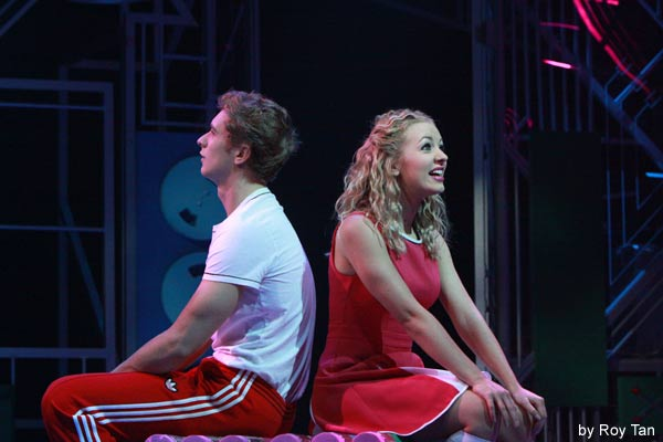 Loserville at the Garrick Theatre