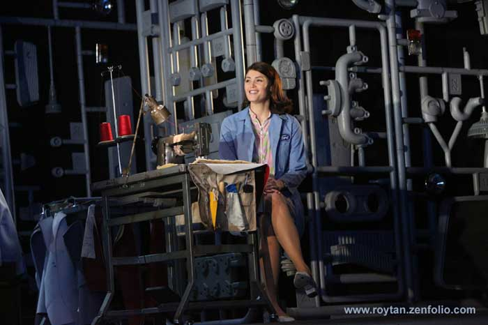 Made in Dagenham at the Adelphi Theatre