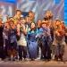 Mamma Mia! at the Novello Theatre