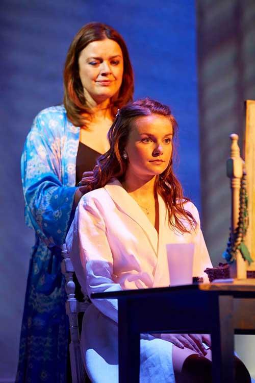 Mamma Mia! at the Novello Theatre. New cast 2014-2015