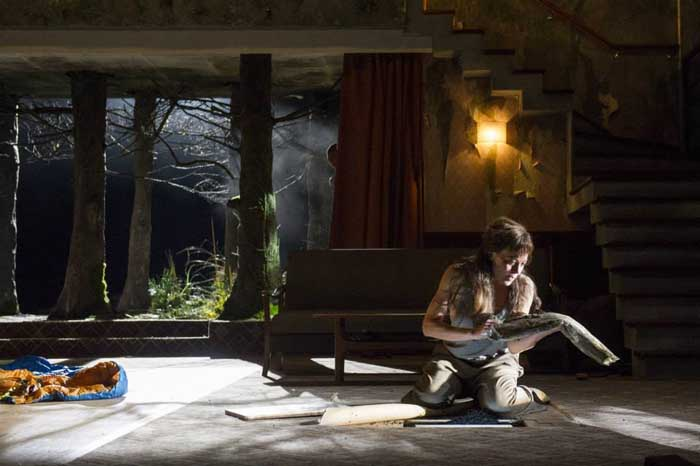 Medea at the National Theatre starring Helen McCrory