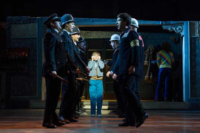 Thomas Hazelby (Billy Elliot) in Billy Elliot the Musical