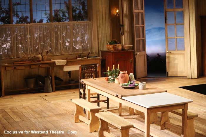 Miss Julie at Chichester Festival Theatre