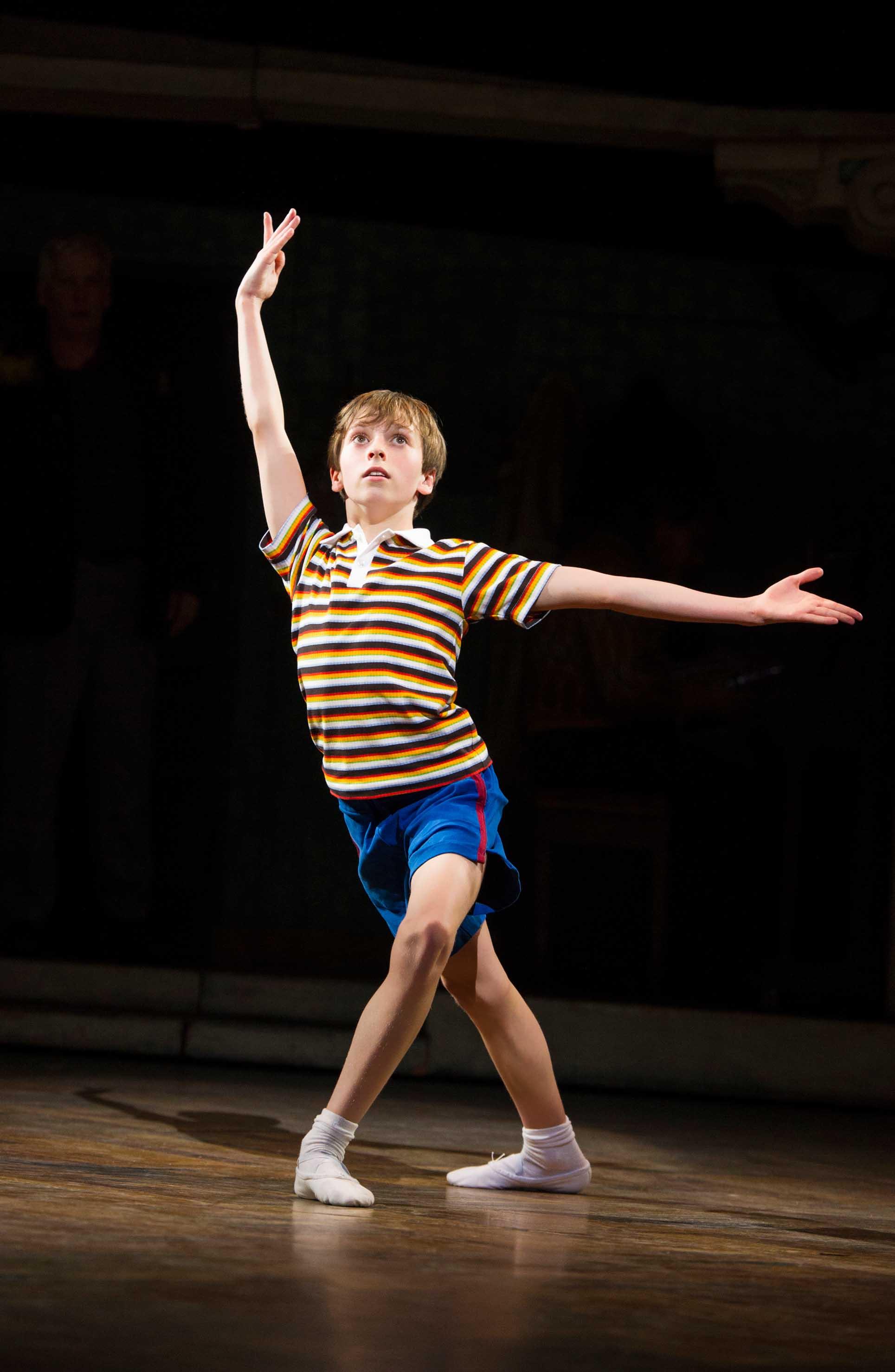 Nat Sweeney the 41st Billy Elliot