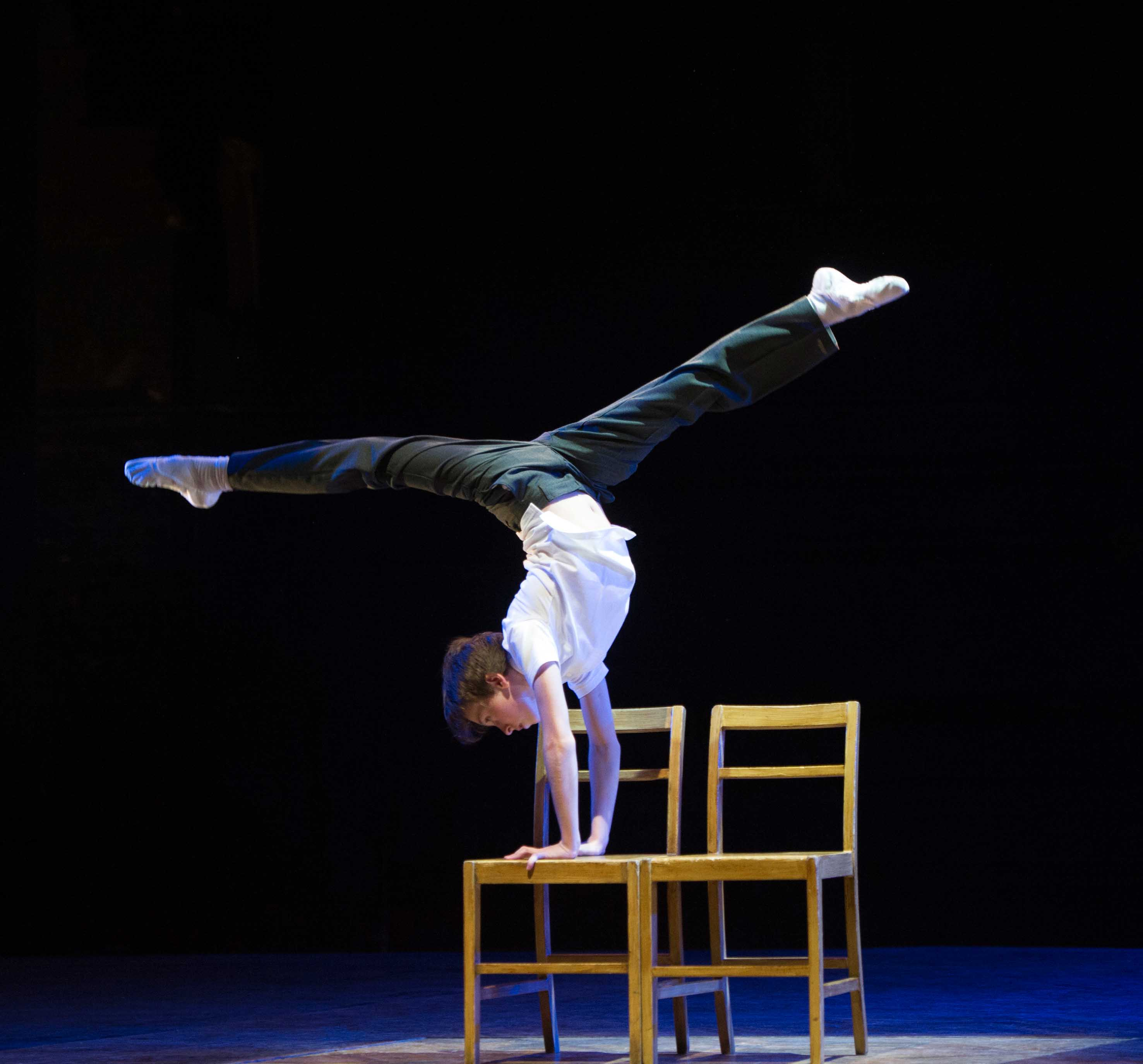 Nat Sweeney the 41st Billy Elliot