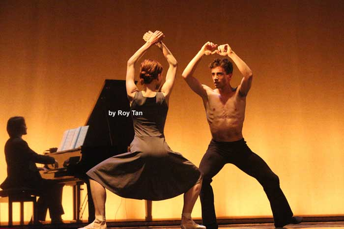 New English Ballet Theatre — Tryst: Devotion and Betrayal at Sadler's Wells