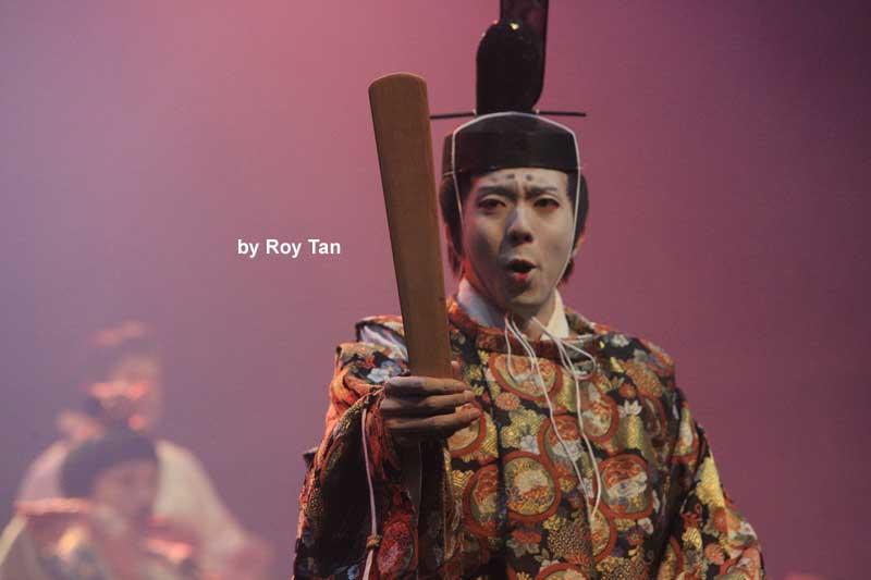 Ninagawa Company Hamlet 5