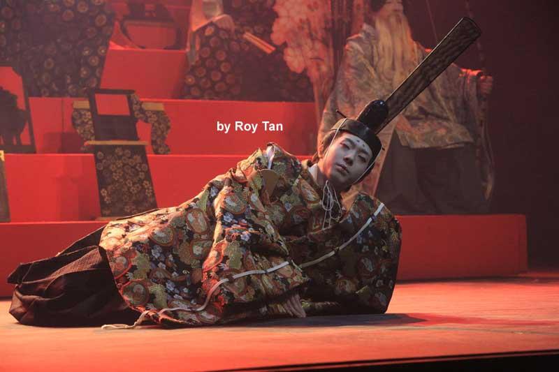 Ninagawa Company Hamlet 7