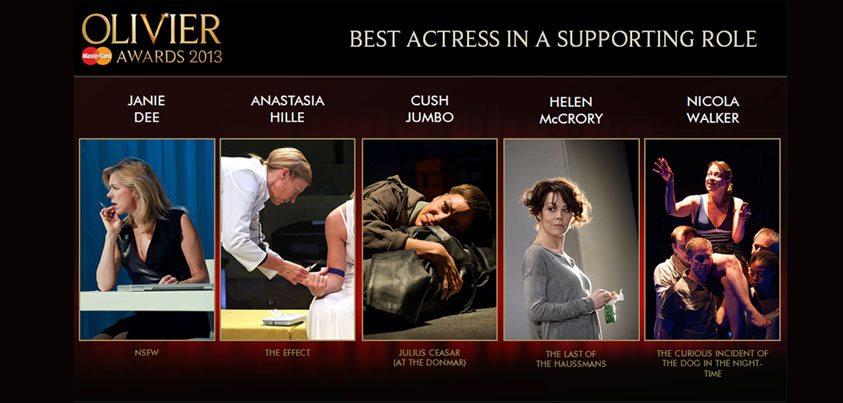 Olivier Award nominations 2013