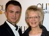 Daniel Hinchcliffe and Elaine Padmore