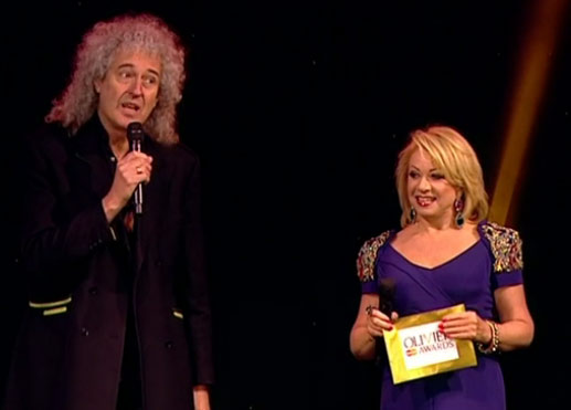 34- Olivier Awards