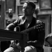 Ronan Keating in rehearsals for Once, photo by Matt Crockett
