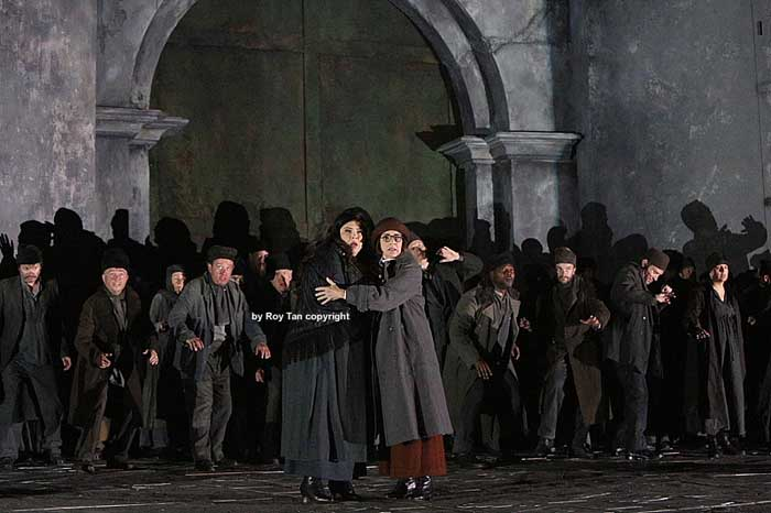 Otello by English National Opera at the London Coliseum