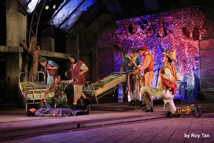 Peter Pan - Open Air Theatre