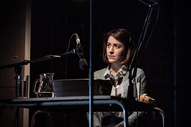 Gemma  Whelan in Pinter Seven. © Marc Brenner