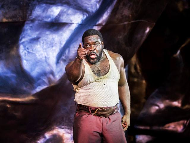 The Gershwins' Porgy and Bess at Regent's Park Open Air Theatre