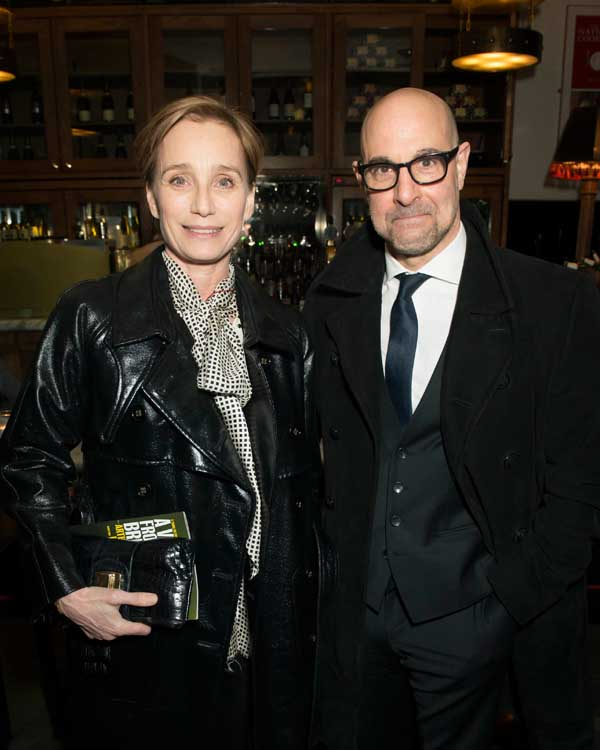 The View From The Bridge press night after party at the National