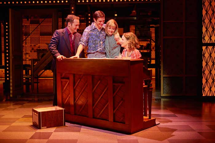 Beautiful - The Carole King Musical, Aldwych Theatre