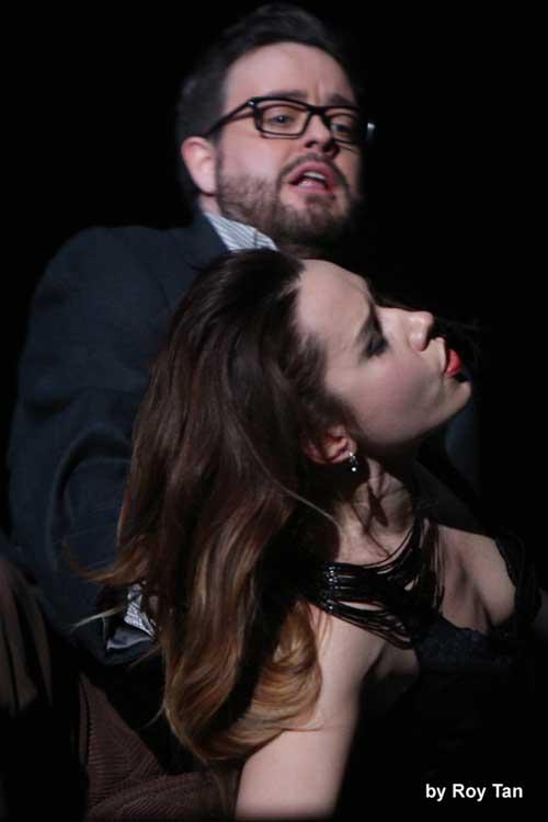 La Traviata at the London Coliseum