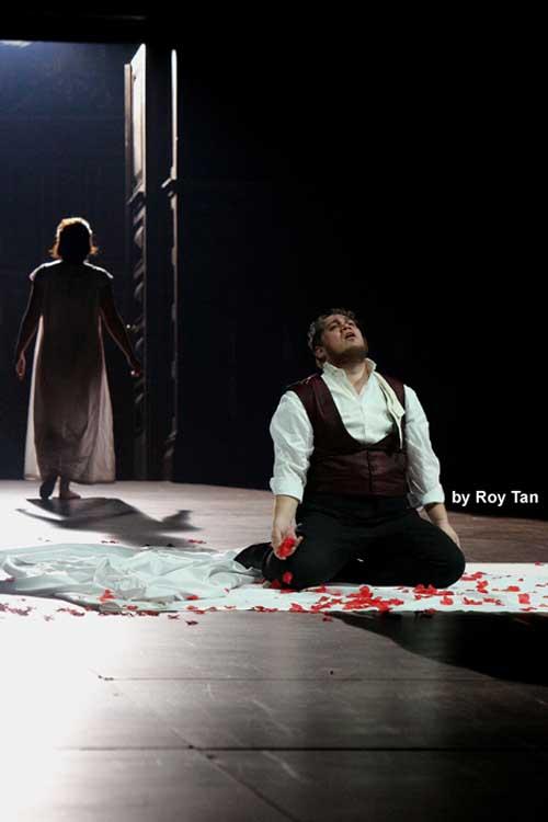 ENO's Rigoletto at the London Coliseum
