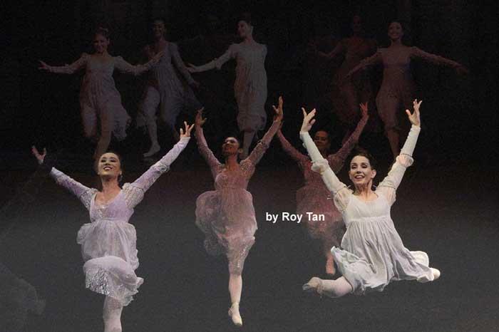 Romeo & Juliet at the Royal Albert Hall starring Carlos Acosta