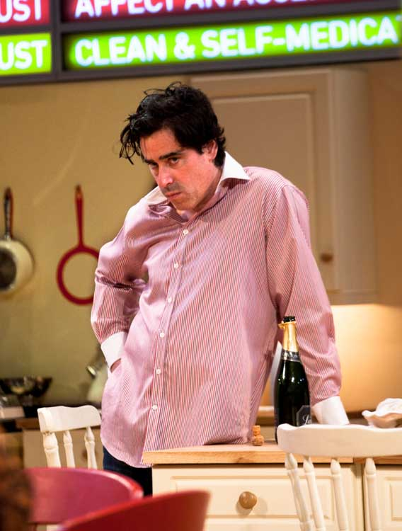 Stephen Mangan in Rules for Living