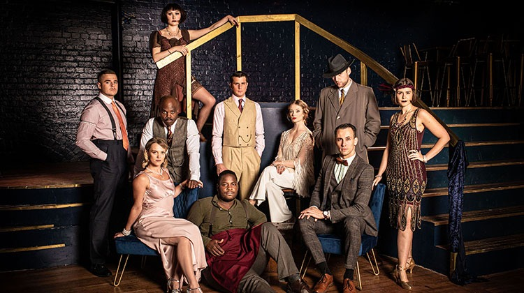 The Great Gatsby Immersive Theatre 9