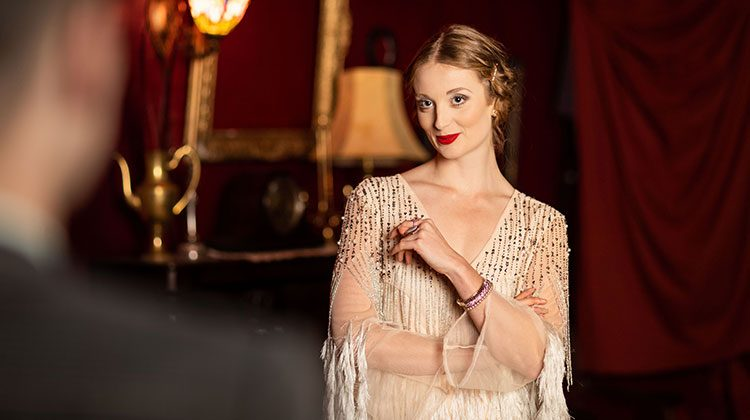 The Great Gatsby Immersive Theatre 8
