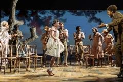 The cast of Tina. (c) Manuel Harlan