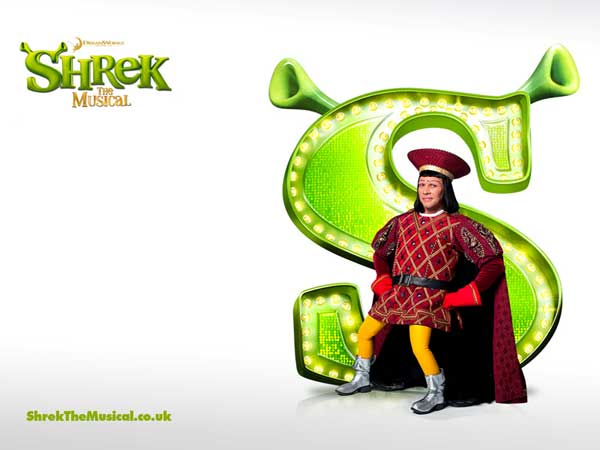 Shrek The Musical at the Theatre Royal Drury Lane