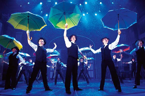 Singin\' In The Rain at the Palace Theatre