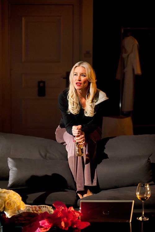 Some Girl I Used To Know starring Denise Van Outen at the Arts Theatre