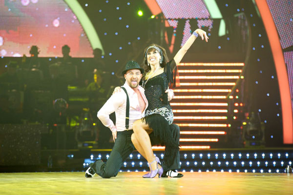 Strictly Come Dancing Live Tour 2012