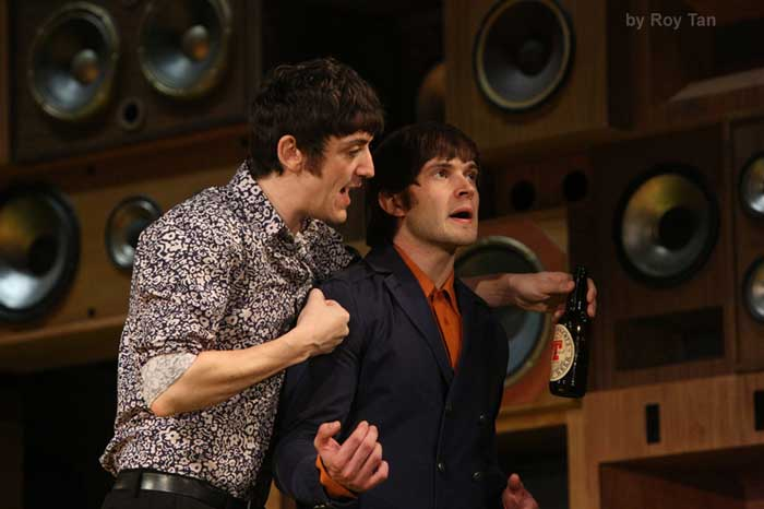 The Kinks musical Sunny Afternoon at the Harold Pinter Theatre