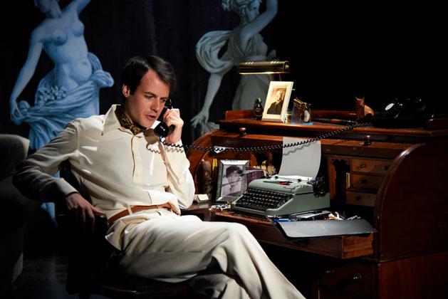 Calum Finlay as Edward Ridgeway