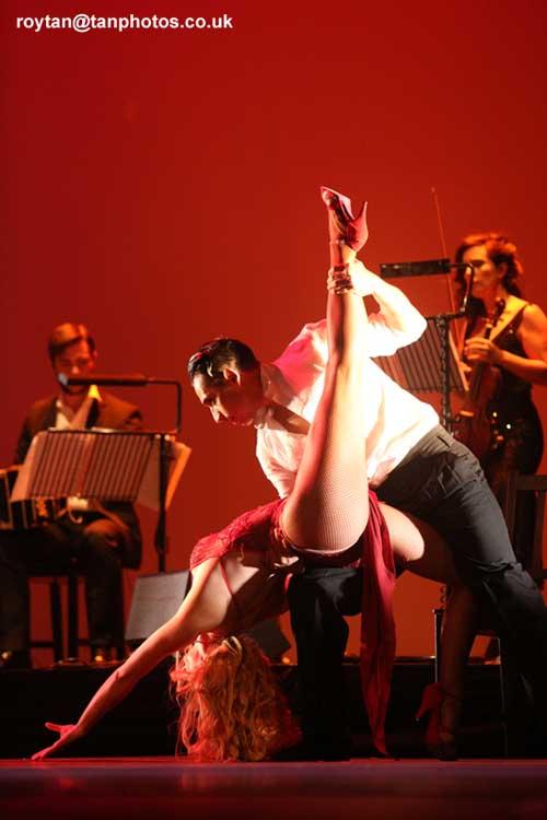 Tango Fire - Flames of Desire. Photo: Roy Tan