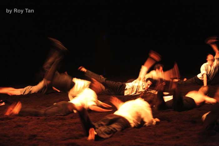 Tanztheater Wuppertal Pina Bausch at Sadler's Wells
