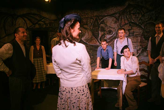 The Baker\'s Wife at the Union Theatre