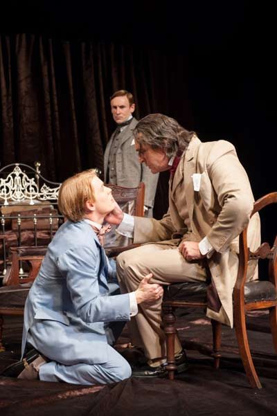 The Judas Kiss at the Duke of York's Theatre