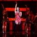 Alexandra Burke  (Rachel Marron) in The Bodyguard at The Adelphi Theatre. Photo Credit Alessandro Pinna