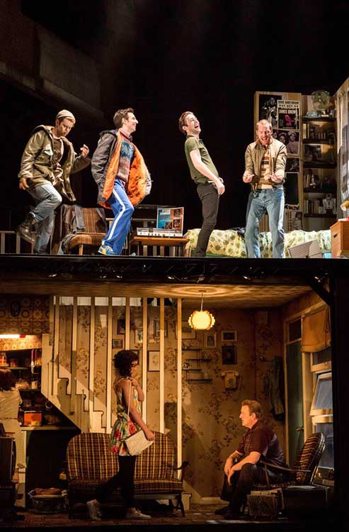 The Commitments at the Palace Theatre