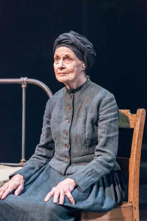 The Crucible at the Old Vic Theatre starring Richard Armitage