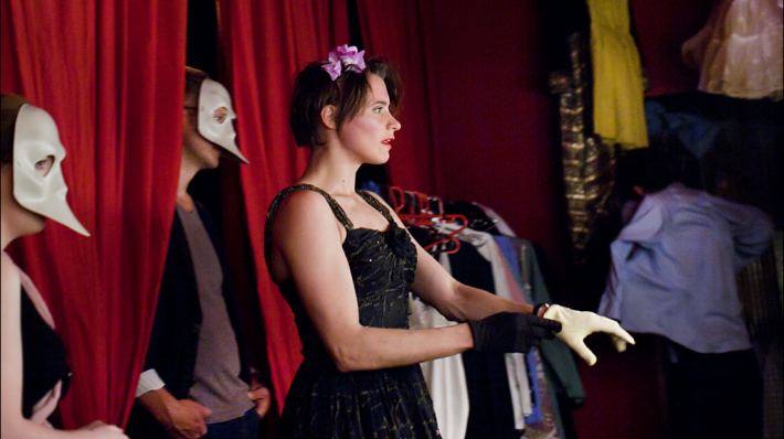 The Drowned Man: A Hollywood Fable by Punchdrunk at the Temple Studios