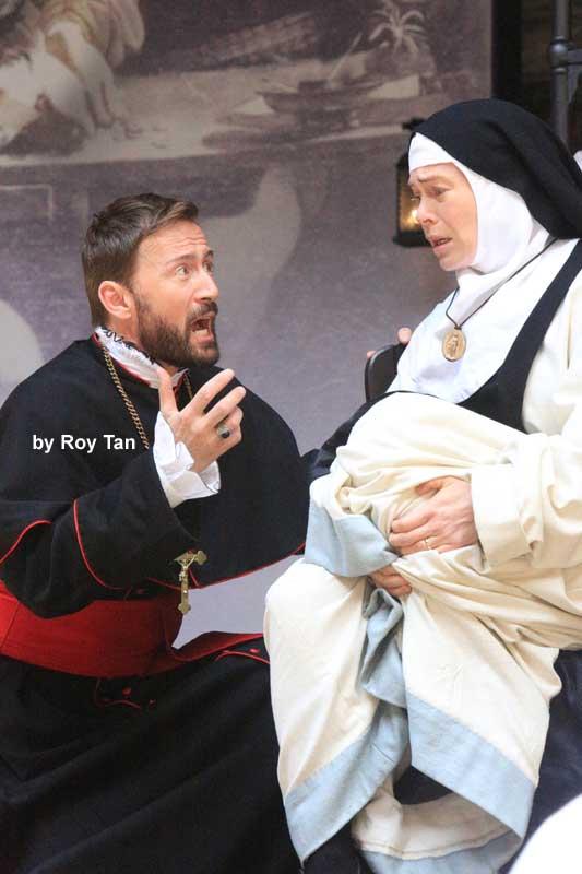 The Heresy of Love at Shakespeares Globe