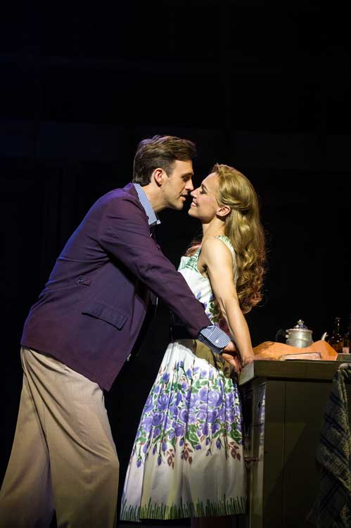 The Pajama Game at the Shaftesbury Theatre