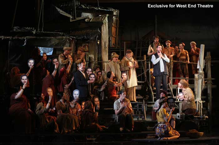 The Pearl Fishers - English National Opera
