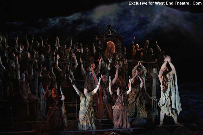 The Pearl Fishers - English National Opera